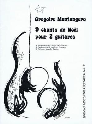 9 chants de Nol /  / Rencontres Guitares