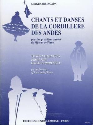 Chants et danses de la Cordillière des Andes /  / Henry Lemoine