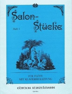 Salon-Stücke, vol. 1 /  / Kunzelmann