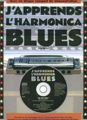 J'apprends L'Harmonica Blues / Baker, Don (Artist) / Editions Musicales Françaises