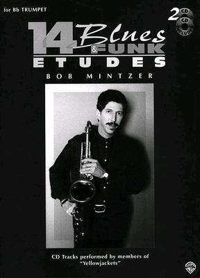 14 blues & funk etudes / Mintzer Bob / Warner Bros