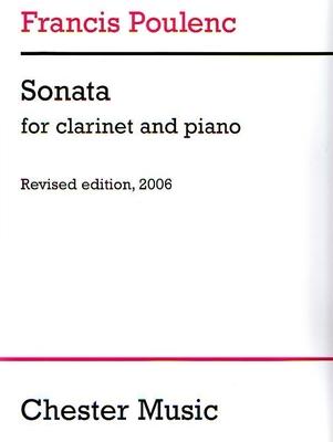 Sonate (1962) / Poulenc Francis / Chester