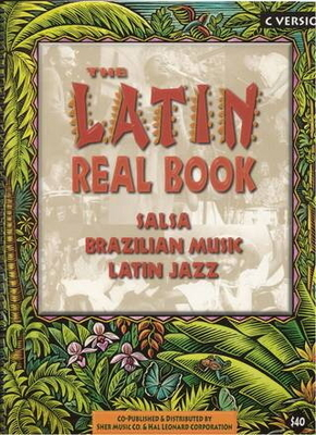 Real/Fake book / The latin real book in C /  / Sher Music