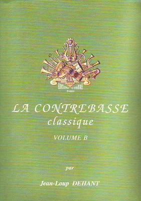 La contrebasse classique vol. B /  / Combre