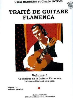 Traité de guitare flamenca, vol. 2 / Herrero O./Worms C. / Combre