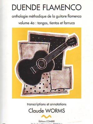 Duende Flamenco vol. 4A / Worms Claude / Combre