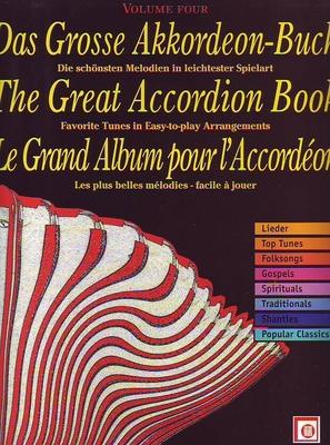 Le grand album pour accordéon, vol. 4 /  / Melodie
