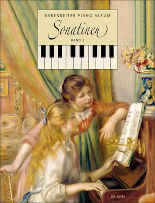 Bärenreiter Sonatinen-Album, vol. 1 /  / Bärenreiter