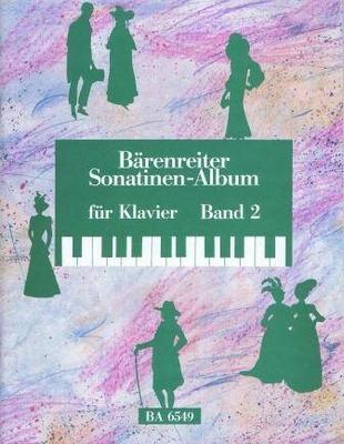 Bärenreiter Sonatinen-Album, vol. 2 /  / Bärenreiter