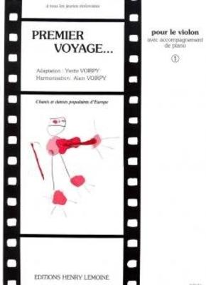 Premier voyage… vol. 1 /  / Henry Lemoine