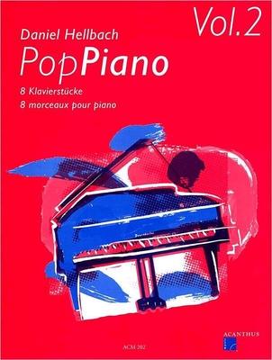 PopPiano vol. 2 / Hellbach Daniel / Acanthus