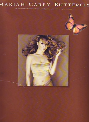 Butterfly / Carey Mariah / Wise Publications