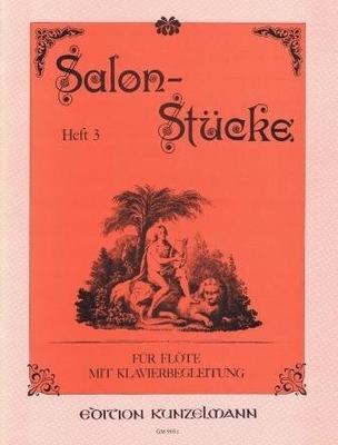 Salon-Stücke, vol. 3 /  / Kunzelmann