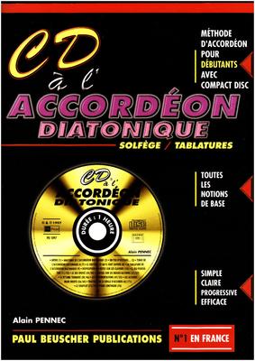 CD à l'accordéon diatonique / Pennec Alain / Paul Beuscher