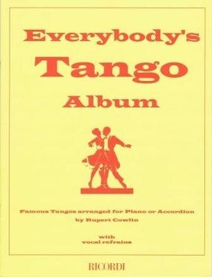 Everybody's tango album /  / Ricordi