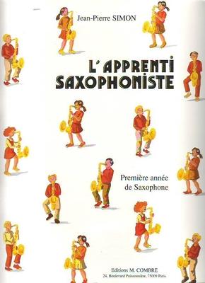 L'apprenti saxophoniste / Simon Jean Pierre / Combre