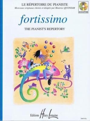Fortissimo, le répertoire du pianiste /  / Henry Lemoine