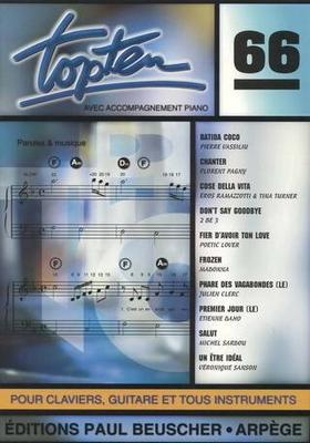 TOP / TOP Ten no 66 /  / Paul Beuscher