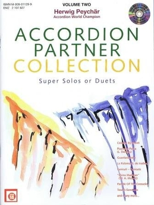 Accordion partner collection vol. 2 /  / Melodie