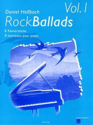 Rockballads vol. 1 / Hellbach Daniel / Acanthus