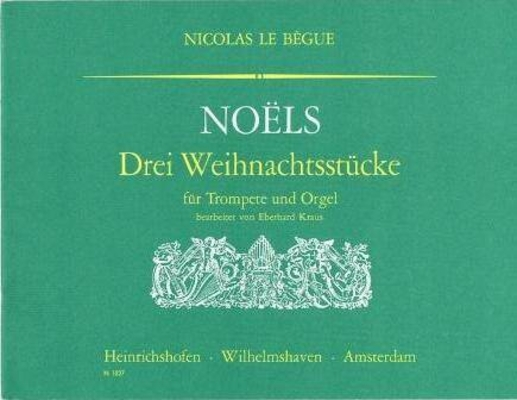 Nols : 3 pièces / Lebègue Nicolas Antoine / Noetzel