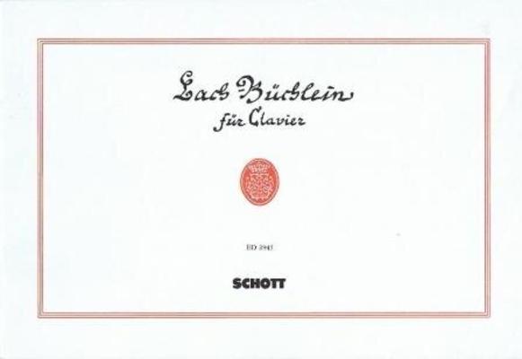 Bach-Büchlein für Clavier / Bach Jean Sébastien / Schott