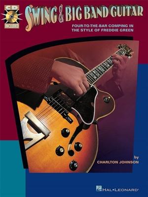 Swing & Big Band Guitar / Johnson, Charlton (Artist) / Hal Leonard