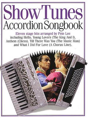 Accordion Songbook Show Tunes /  / Music Sales