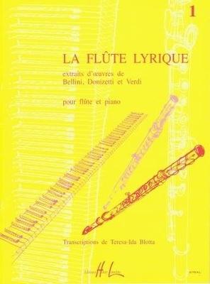 La flûte lyrique /  / Henry Lemoine