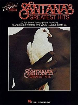 Santana: Greatest Hits (Transcribed Scores) / Santana (Artist) / Hal Leonard