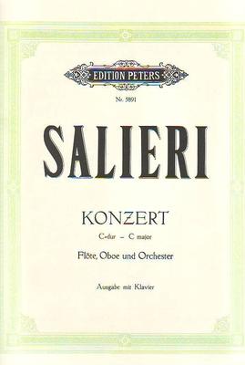 Concerto en do majeur / Salieri Antonio / Peters