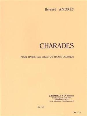 Charades / Bernard Andres / Hamelle