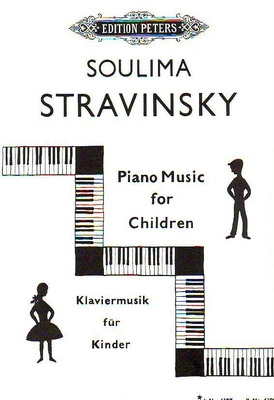 Piano Music for Children, vol. 1 / Stravinsky Soulima / Peters