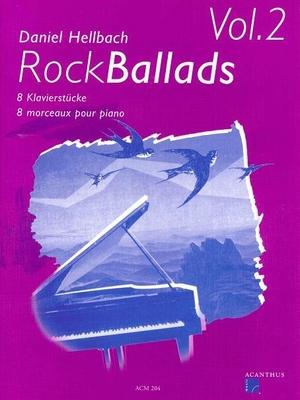 Rockballads vol. 2 / Hellbach Daniel / Acanthus