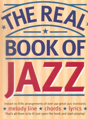 Real/Fake book / The Real Book Of Jazz / Long, Jack (Arranger) / Wise Publications