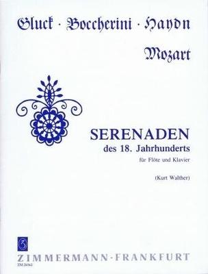 Sérénades du 18ème siècle /  / Zimmermann