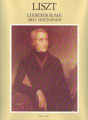 Rêves d'amour, 3 nocturnes / Liszt Franz / Universal Edition