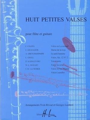Huit petites valses /  / Henry Lemoine