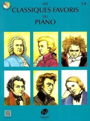 Les classiques favoris du piano vol. 1A /  / Henry Lemoine