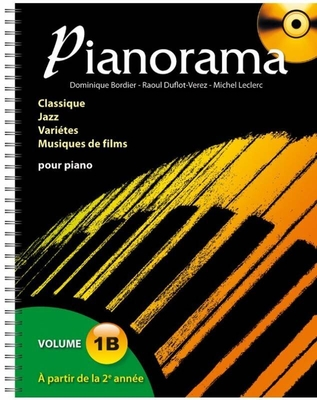 Pianorama Volume 1B /  / Hit Diffusion