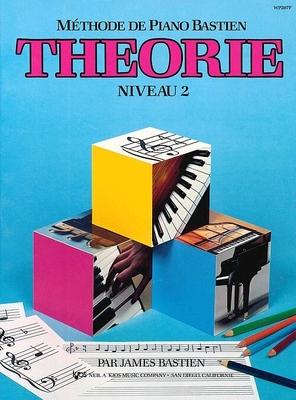 Méthode de Piano Bastien Théorie Niveau 2 / Bastien James / Kjos Music Co