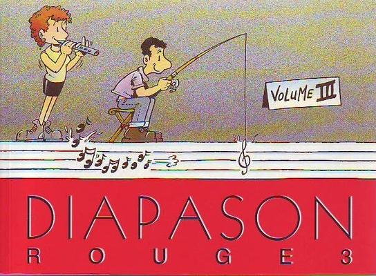 Diapason rouge, vol. 3 /  / Presses d'Ile-de-France
