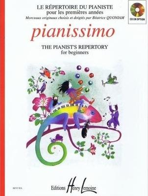 Pianissimo le répertoire du pianiste /  / Henry Lemoine