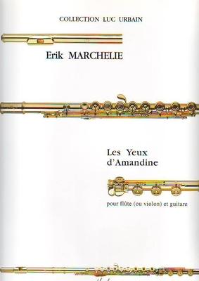 Les yeux d'Amandine ballade no 7 / Marchelie Erik / Henry Lemoine