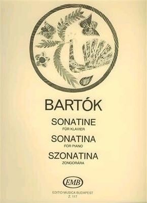 Sonatine / Bartok Bela / EMB Editions Musica Budapest