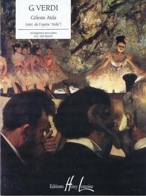 Céleste Ada / Verdi Giuseppe / Henry Lemoine