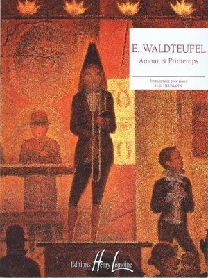 Amour et printemps (valse) / Waldteufel Emil / Henry Lemoine