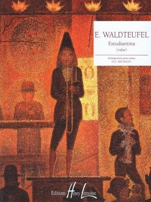 Estudiantina (valse) / Waldteufel Emil / Henry Lemoine