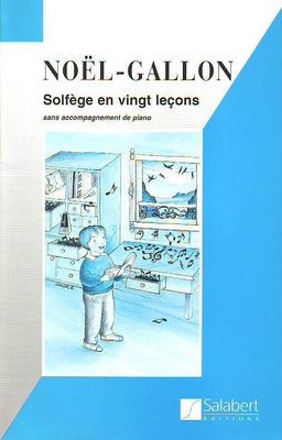 Solfège en 20 leçons / Nol-Gallon / Salabert