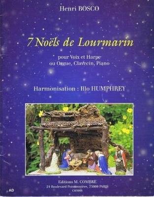7 Nols de Lourmarin / Bosco Henri / Combre